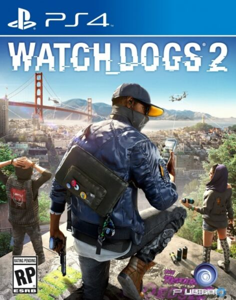 GIOCO PLAYSTATION 4 PS4 WATCH DOGS 2 NUOVO ITALIANO SIGILLATO WATCHDOGS 2 NEW