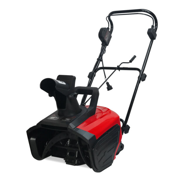 Industrial 1600w Ultra Electric Snow Blaster 18