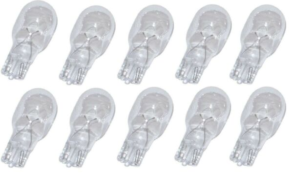 Bulbs for Malibu ML11W4C 12 Volt 11 Watt Low Voltage Landscape Bulb 10 Pack