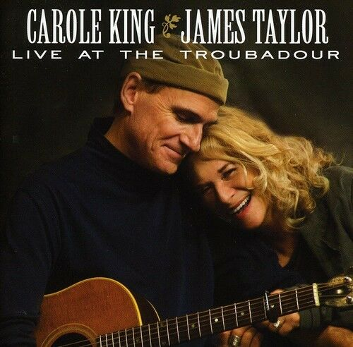 James Taylor amp; Carol Live at the Troubadour New CD UK Import