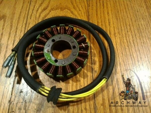 NOS Aftermarket Stator for Kawasaki KZ1300A1 A3 79 81 replaces OEM#21003 1020 $100.00