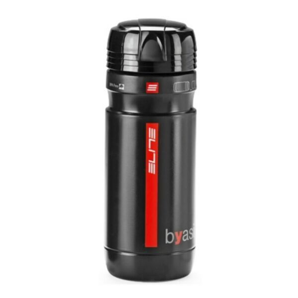 Elite Byasi Glossy Black Bicycle Tool Accessory Storage for Bike Bottle Cage $12.64