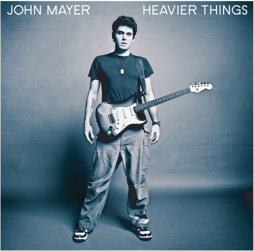 John Mayer Heavier Things New Vinyl LP 180 Gram