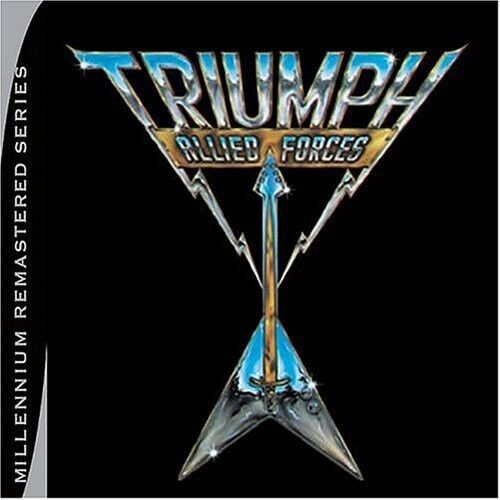 Triumph Allied Forces New CD Rmst $14.49