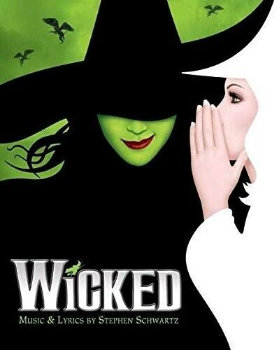 Wicked Original Cast Recording New Vinyl LP