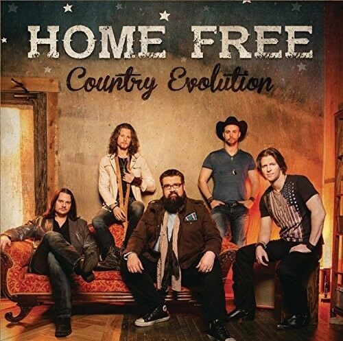 Home Free Country Evolution New CD $10.97
