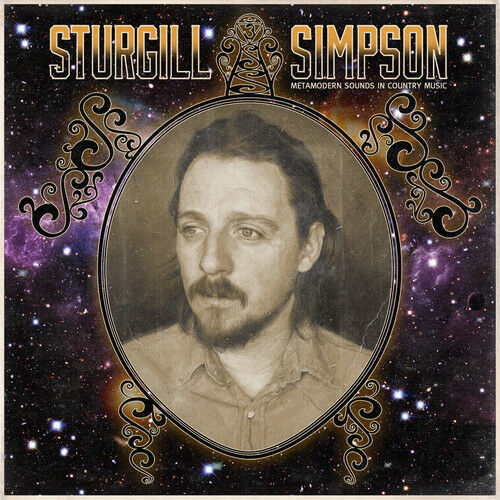 Sturgill Simpson Simpson Sturgill : Metamodern Sounds in Country Music New C