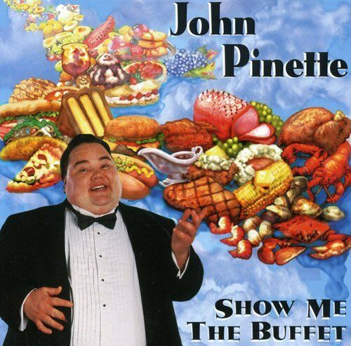 John Pinette - Show Me the Buffet [New CD]