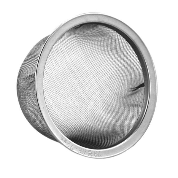 66-72 mm Teapot Replacement Stainless Steel Mesh Strainer Infuser/Made in Japan
