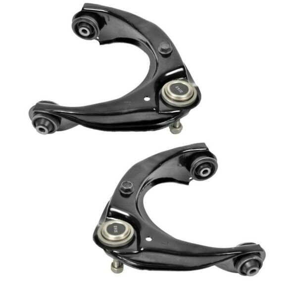 For Ford Lincoln MKZ Mazda 6 Mercury Set Of 2 Front Upper Control Arms Pair Moog