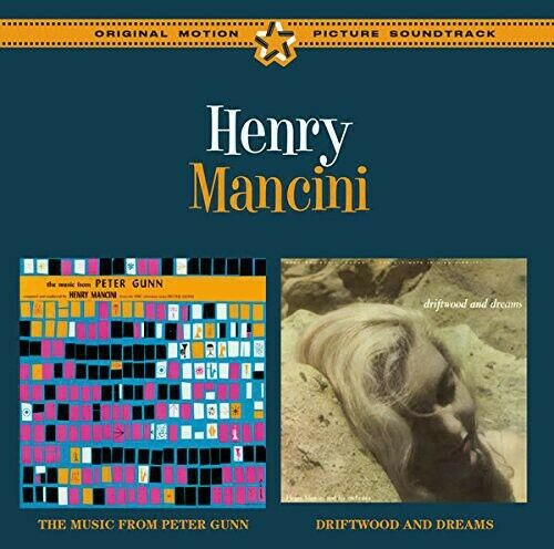 Henry Mancini - Music from Peter Gunn + Driftwood & Dreams [New CD] Spain - Impo