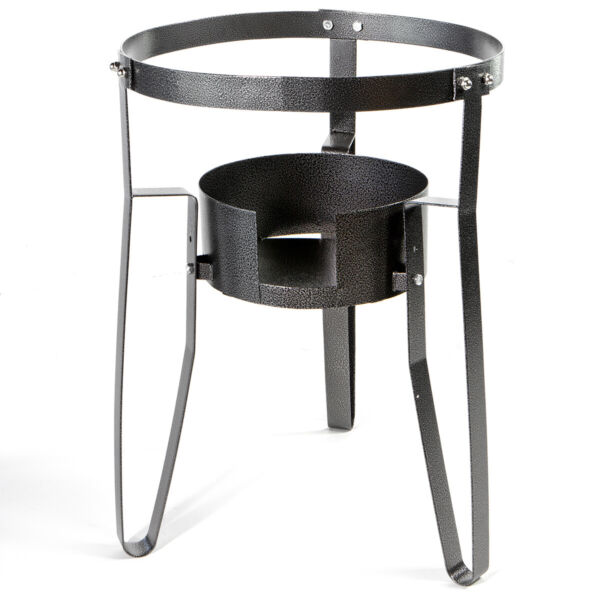 Single Portable Stove Propane Gas Burner Fryer Stand Outdoor Cook Camping BBQ $54.95