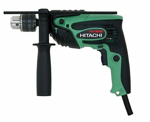 HITACHI FDV16VB2 1/2 inch Electric Corded Hammer Drill VSR 2-Mode 5.0 Amp