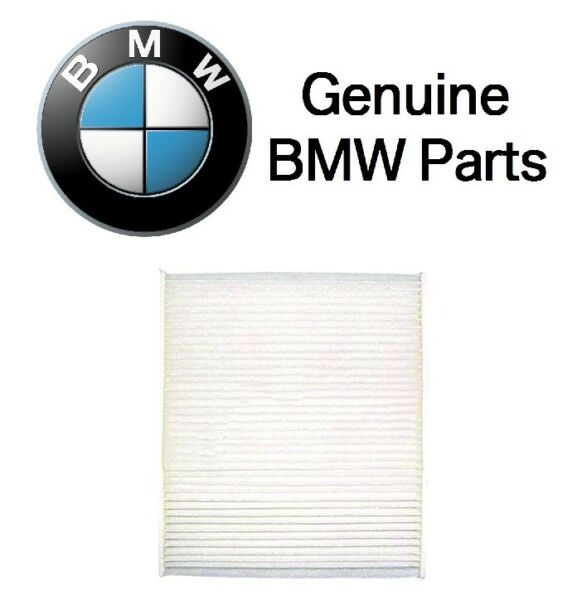 For BMW E70 X5 X6 Cabin Air Filter for Recirculated Air Paper Genuine