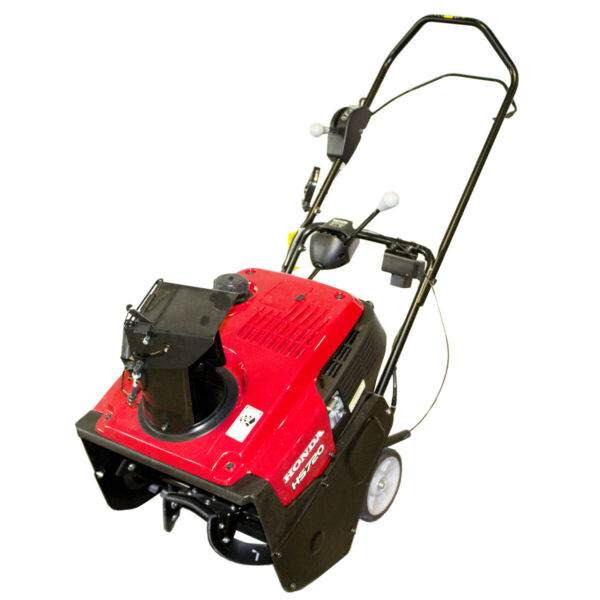 """Honda HS720AS 20"""" Single Stage Snow Blower 120V ES Scratch & Dent HS720AS-SD"""