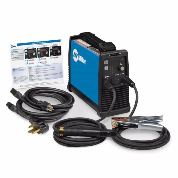 Miller Maxstar 161 STH TIG and Stick Welder (907711) with $100 Rebate