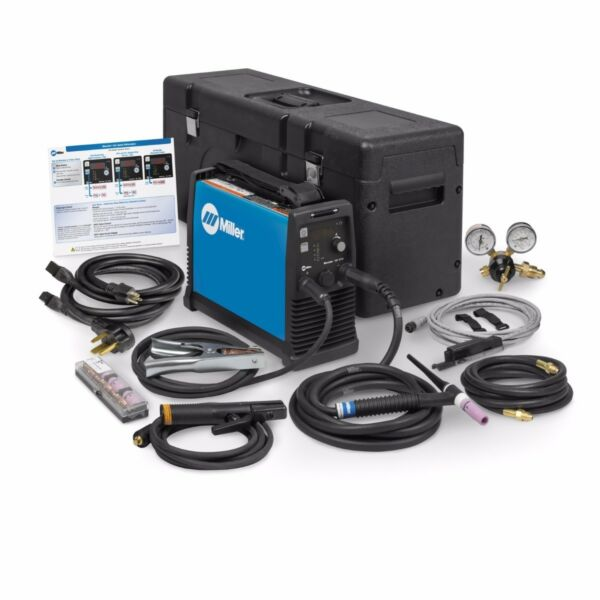Miller Maxstar 161 STH TIG and Stick Welder with Fingertip Control (907711001)