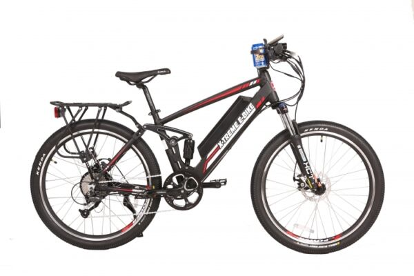 X-Treme Scooters - Rubicon Electric Mountain Bicycle 500W 48V Lithium eBike
