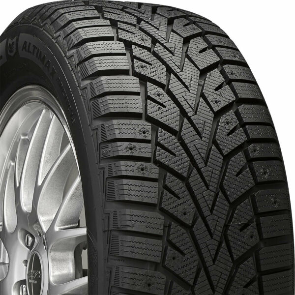 4 NEW 20555-16 GENERAL ALTIMAX ARCTIC 12 STUDDABLE 55R R16 TIRES 35924