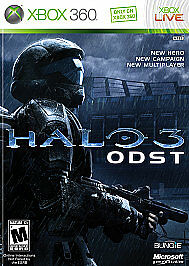 Halo 3: ODST (LN) Complete Pre-Owned Xbox 360