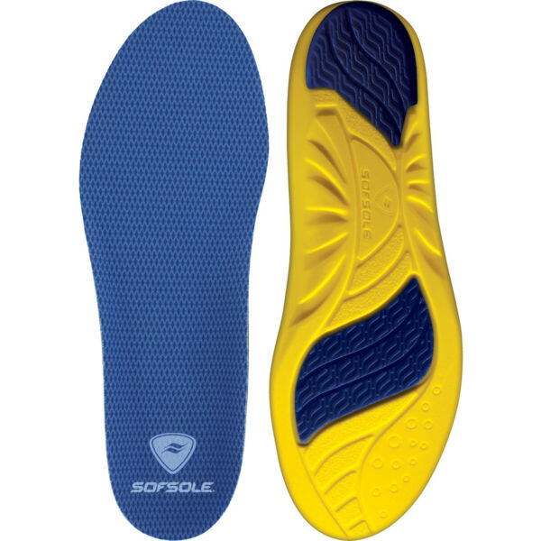 Sof Sole Women's Performance Athletic Shoe Insoles