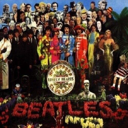 The Beatles Sgt Pepper#x27;s Lonely Hearts Club Band 2017 Stereo Mix New Vinyl