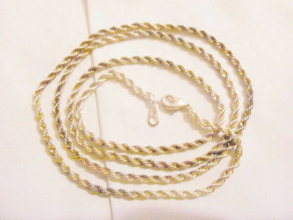 bling gold plated 2mm 16in short small neck rope chain hip hop necklace little