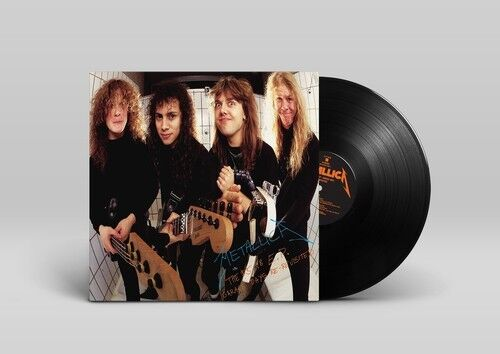 Metallica 5.98 Ep Garage Garage Days Re revisited New Vinyl LP Rmst $18.97