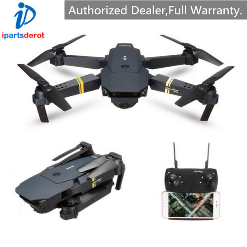 Eachine E58 2MP 720P Camera WIFI FPV Foldable Drone 2.4G 6-Axis RC Quadcopter