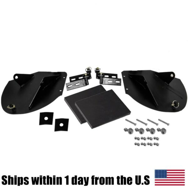 Snow Plow Blade Wing Extensions Extenders for PW22 Pro Wings Wing Meyer Western