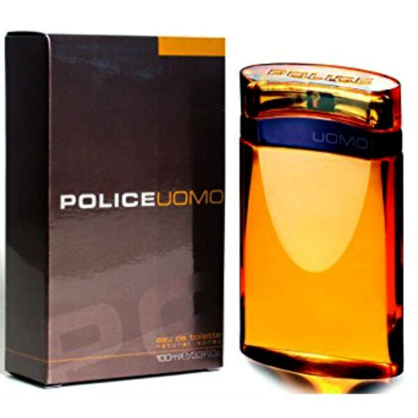 Man Police By Police for Man EDT 3.4oz Fragrance Aromatic Spicy Sex Man