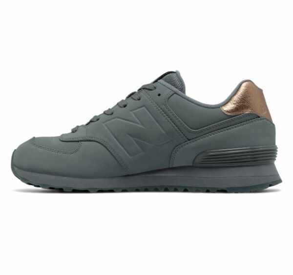 New! Mens New Balance 574 Molten Metal Sneakers Shoes - Limited sizes