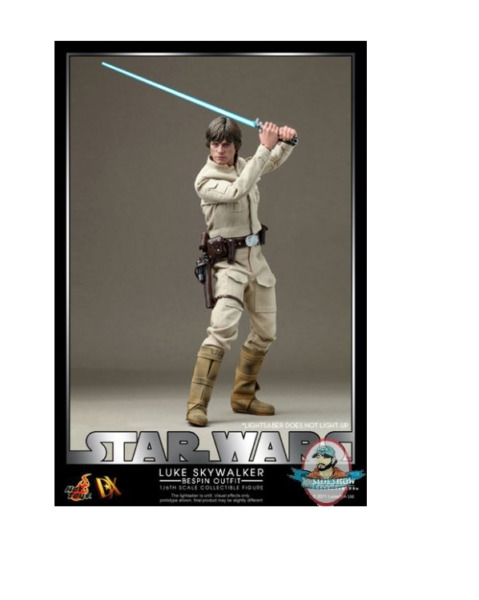 Hot Toys Star Wars Luke Skywalker Bespin Outfit DX series by Hot Toys