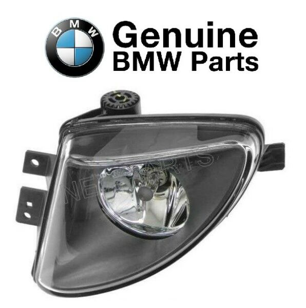 For BMW F10 5-Series Front Driver Left Fog Light Genuine 63 17 7 216 887