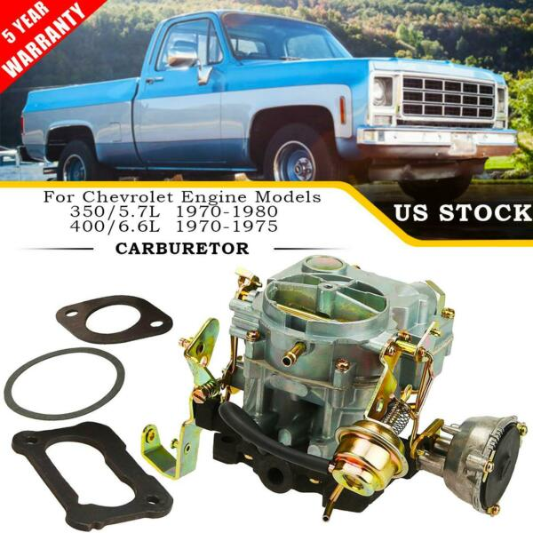 CARBURETOR TYPE ROCHESTER FOR CHEVY 2GC 2 BARREL 305 3505.7 4006.6L