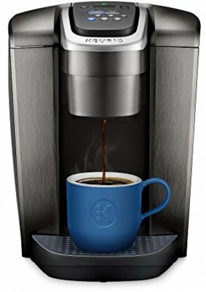 Keurig K-Elite Single Serve K-Cup Pod Coffee Maker with Strong Temperature