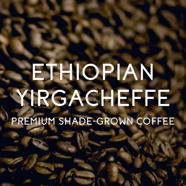 5 -15 lbs Ethiopian Yirgacheffe Misty Valley Natural Process 100% Arabica Coffee