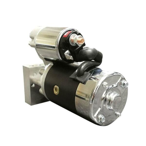 Torque Starter 4HP fits SBC BBC Chevy Dual Inline 153 Tooth 168 Tooth 305 350