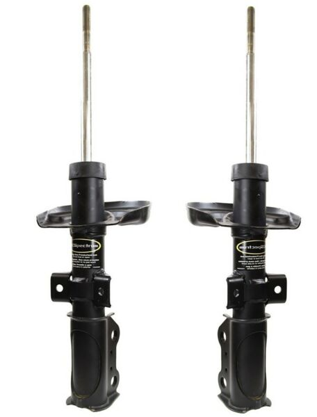 Pair Set of 2 Front Monroe OE Spectrum Suspension Struts For Cadillac SRX 10-16