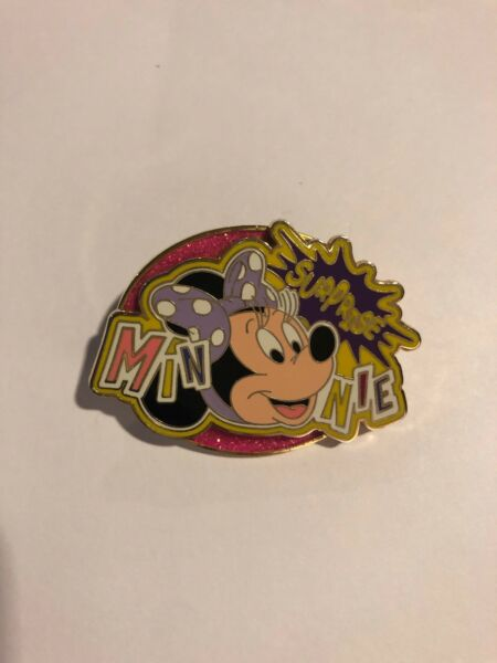 WDW - Surprise Pin Collection 2006 (Minnie Mouse) Disney Pin