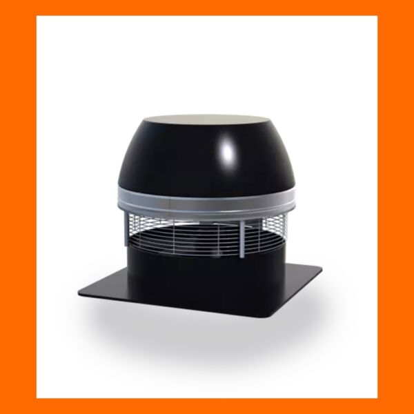Enervex RSHT 16 Chimney Fan Draft Inducer Fireplace High Temperature Exhaust Fan