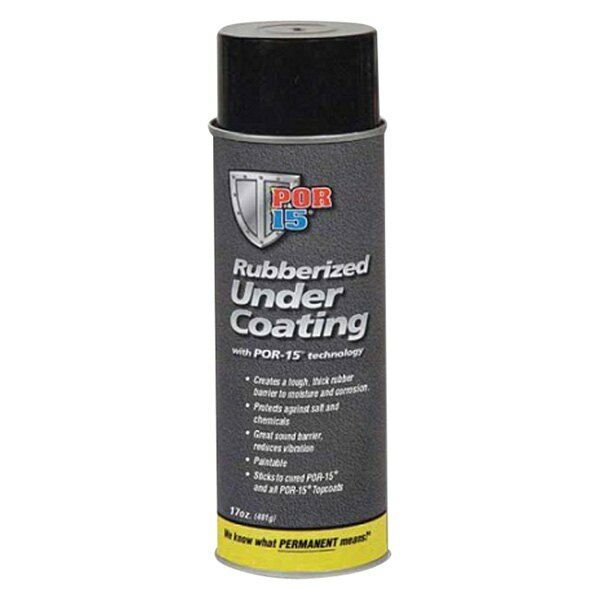POR-15 49308 Rubberized Under Coating 22 oz. Aerosol