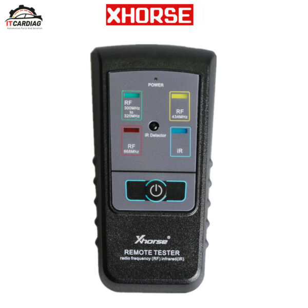 Xhorse Remote Tester for Radio Frequency Infrared Support 300Mhz-320hz 434Mhz
