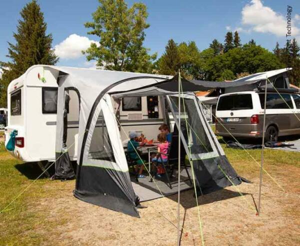 Caravan Caravan Van Awning with Inner Tube Inflatable Novelty Reimo
