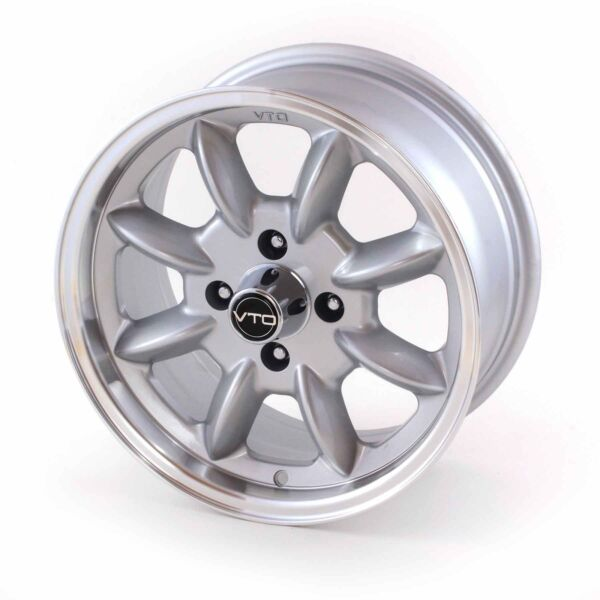 VTO Wheels Classic 8, 15 x 7, 4 x108mm, SUNBEAM, FORD MINILITE