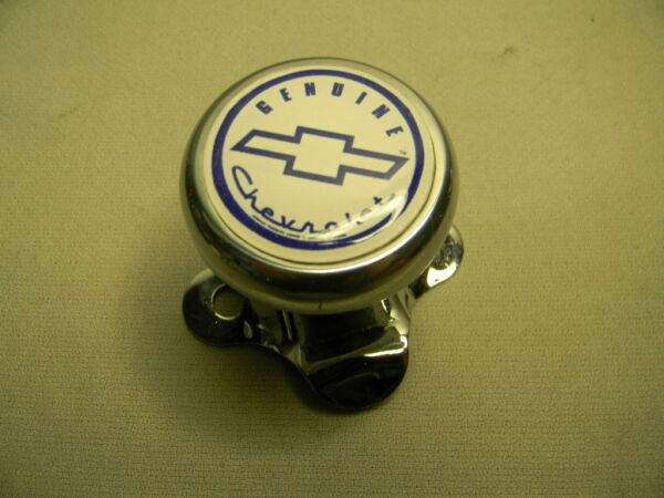 CLASSIC CHEVROLET HEAVY DUTY BALL BEARING SUICIDE SPINNER NOT FOR NEW VEHICLES