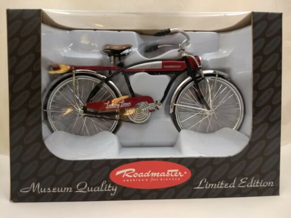 Roadmaster Luxury Liner Mini 11 3 4quot; Bicycle Deluxe 1:6 Scale Limited Edition $27.77