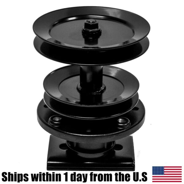 Spindle Assembly for 44quot; Husqvarna Mowers 532121704 532121705