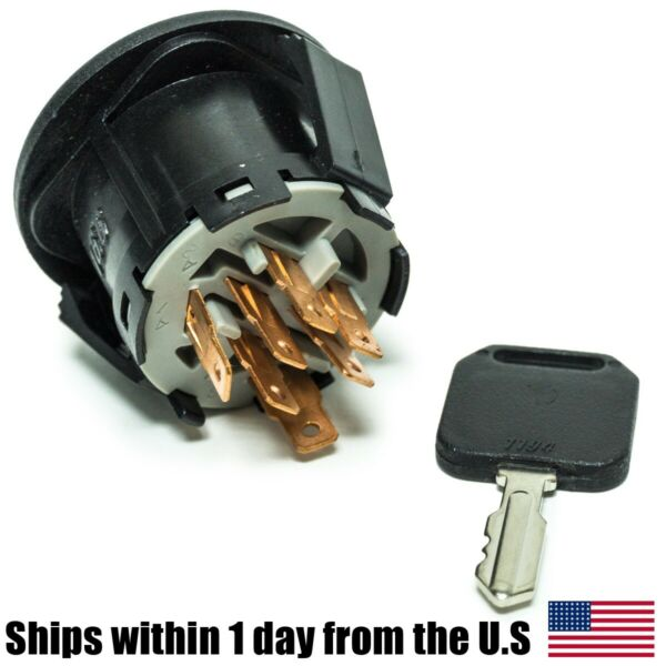 Ignition Switch with Key for Poulan Sears Craftsman Husqvarna 193350 532193350 $13.49