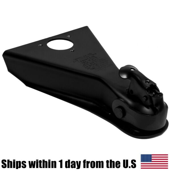 2quot; A Frame Trailer Hitch Ball Coupler Tongue 5000lb Towing Hauling $31.99